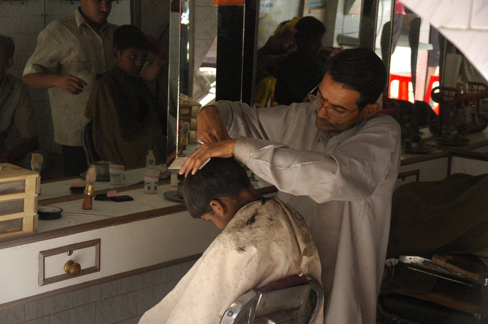 Traditional Barber Haircuts for Pinterest